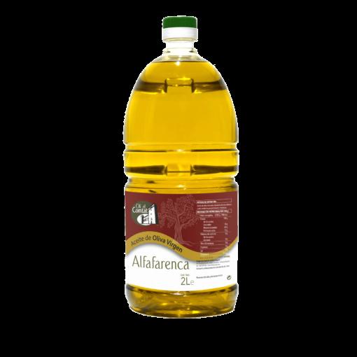 Aceite de oliva alfafarenca 2l
