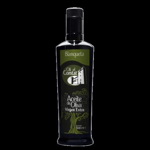 Aceite de oliva virgen extra blanqueta 500ml