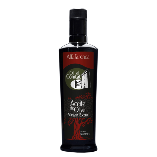 Aceite de oliva virgen extra alfafarenca 500ml