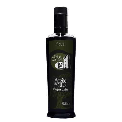 Aceite de oliva virgen extra picual 500ml